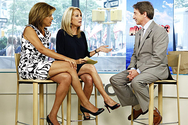 Kathie Lee Gifford Family Kathie Lee Family Guy And