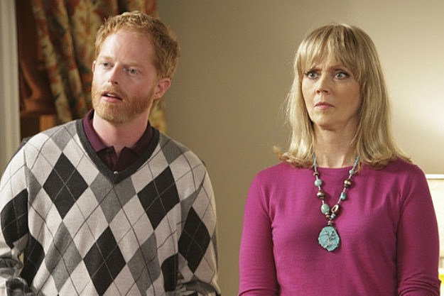Shelley Long and modern family