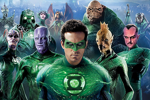 Warner Bros Announces Green Lantern Corps Movie At
