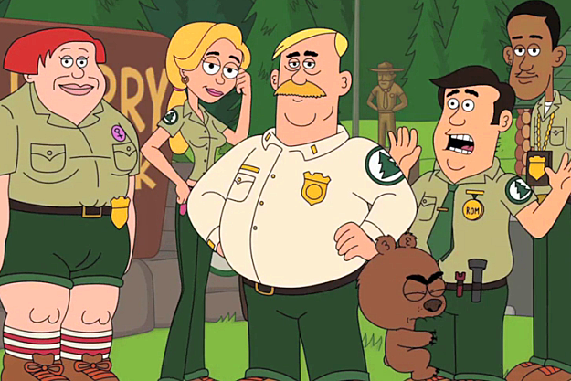 Kaitlin Olson brickleberry