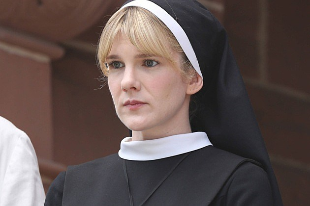 Lily Rabe american horror