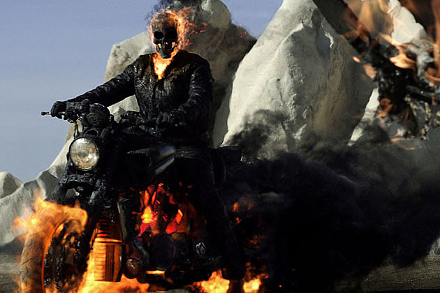 Pictures of Ghost Rider 3 'ghost Rider 3' is a no For