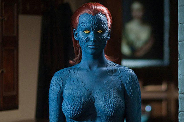men days of future past jennifer lawrence mystique makeup jpgX Men Days Of Future Past Mystique Jennifer Lawrence