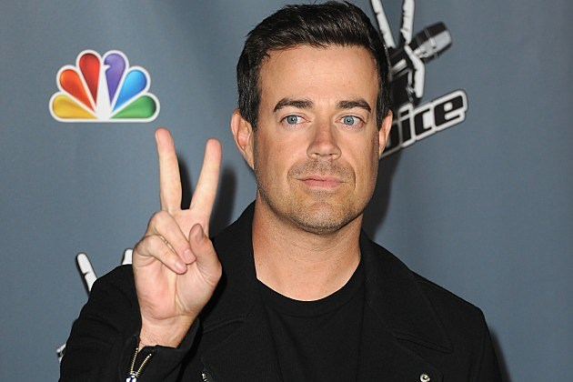carson daly height