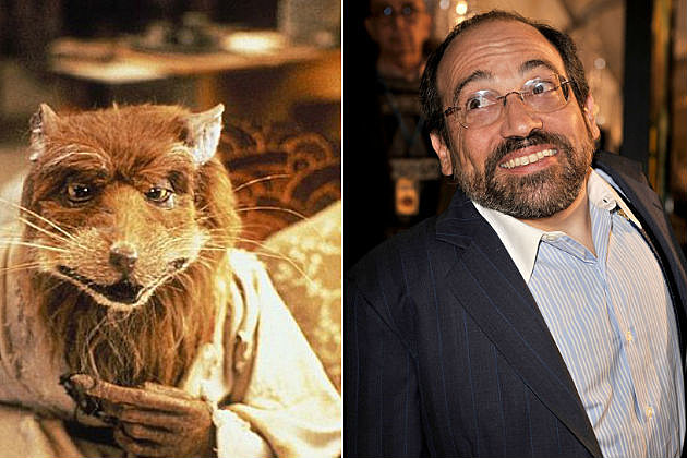 danny woodburn splinter