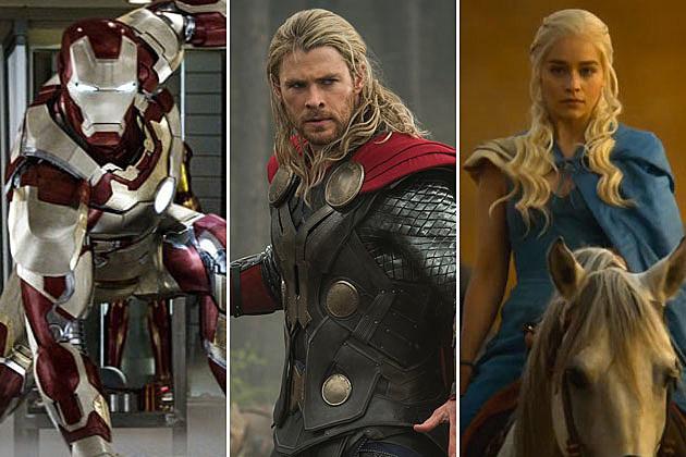 GIF Recap  Thor 2  Trailer  Iron Man 3 Trailer Gif