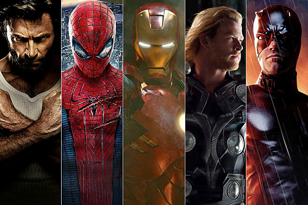 Modern Hollywood Movies The 34 Modern Marvel Movies