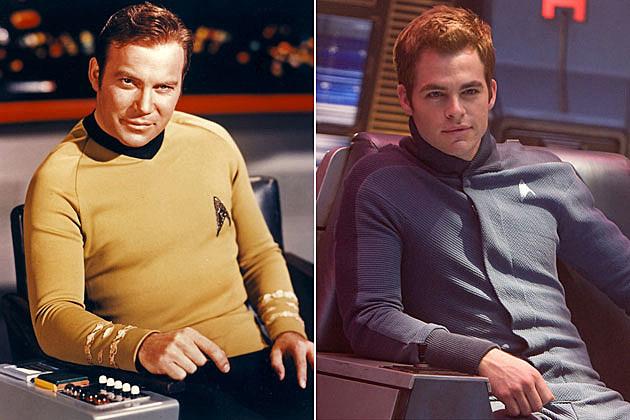'Star Trek' Poll: Who Is Your Favorite Captain Kirk?
