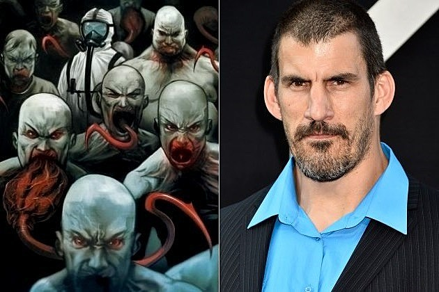 robert maillet height