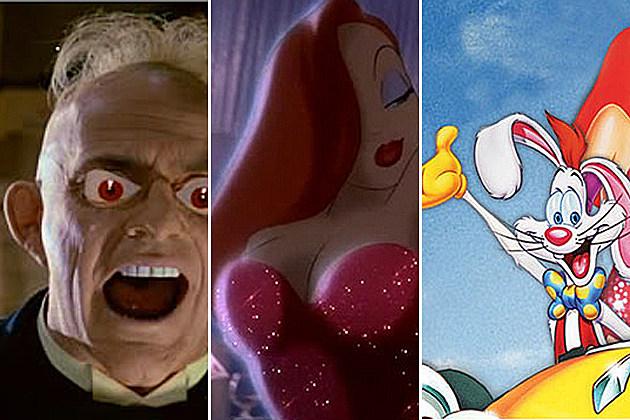 Who Framed Roger Rabbit Cartoon 'who Framed Roger Rabbit'