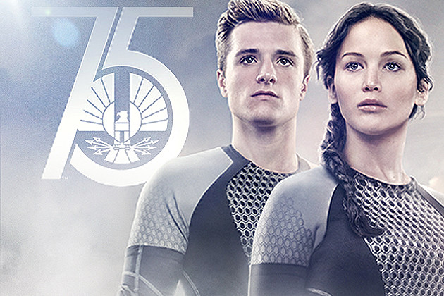 Catching Fire Tributes Posters 'catching Fire' Posters Tease