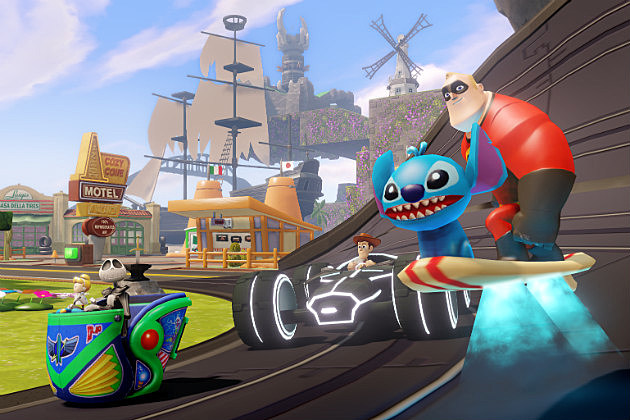 New Disney Infinity Characters Coming Out Disney Infinity Adds New