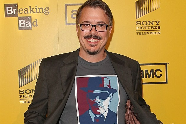 vince gilligan breaking bad script