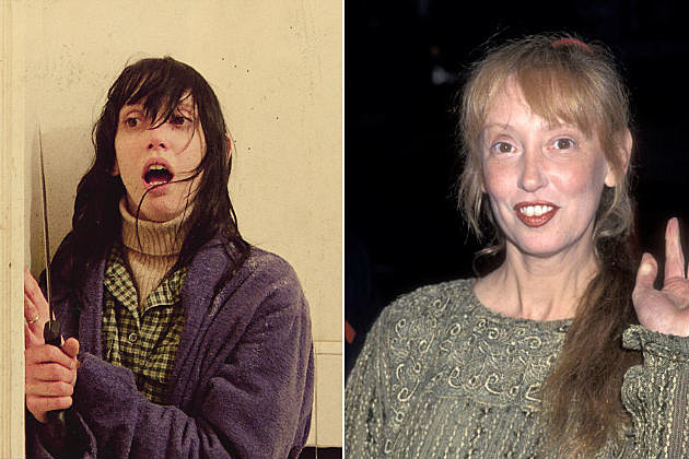 shelley duvall height