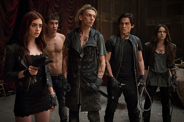 Mortal Instruments | Teaser Trailer