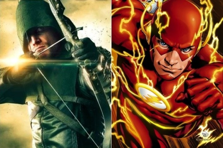 Arrow Season 2: The Flashs Appearance Revealed