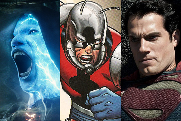 comic strip the amazing spider man 2 trailer preview ant man filming conflicts and more batman superman iron man 2
