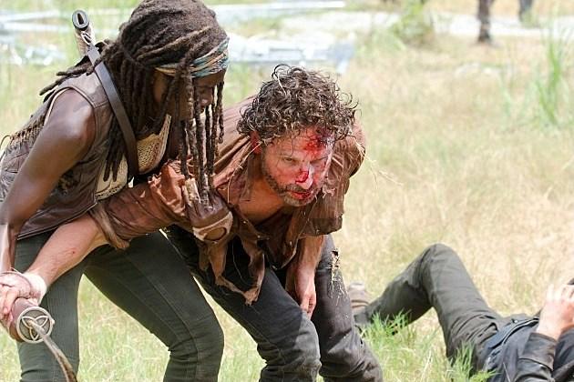 Walking Dead Spoilers Rick Dies Die on 'the Walking Dead'