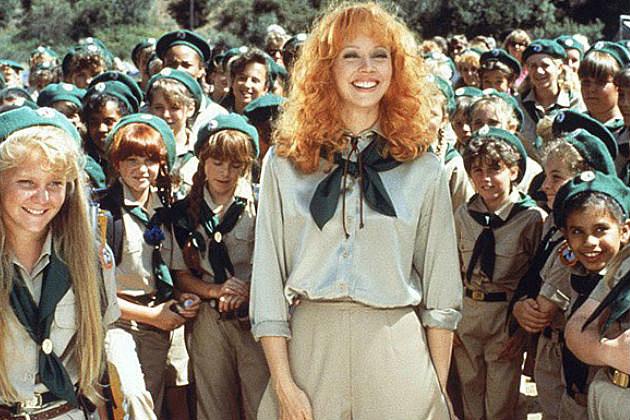 Shelley Long girl scout
