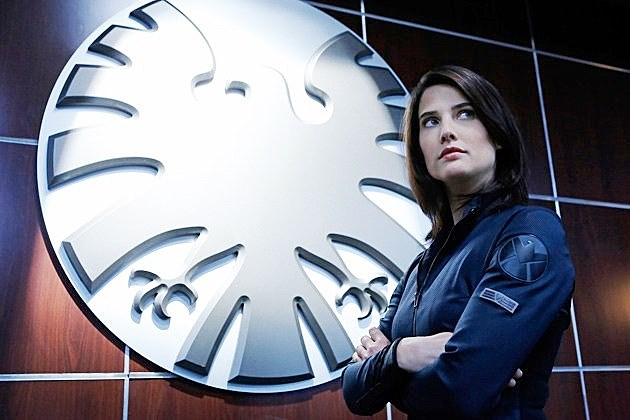 Cobie Smulders agents of shield