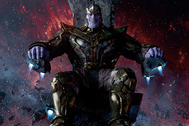 Bringing Thanos Into The MCU Fold