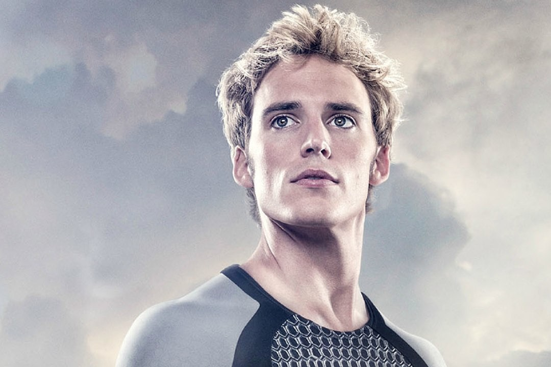Sam Claflin on Playing Finnick in 'The Hunger Games ... |Mockingjay Finnick Odair