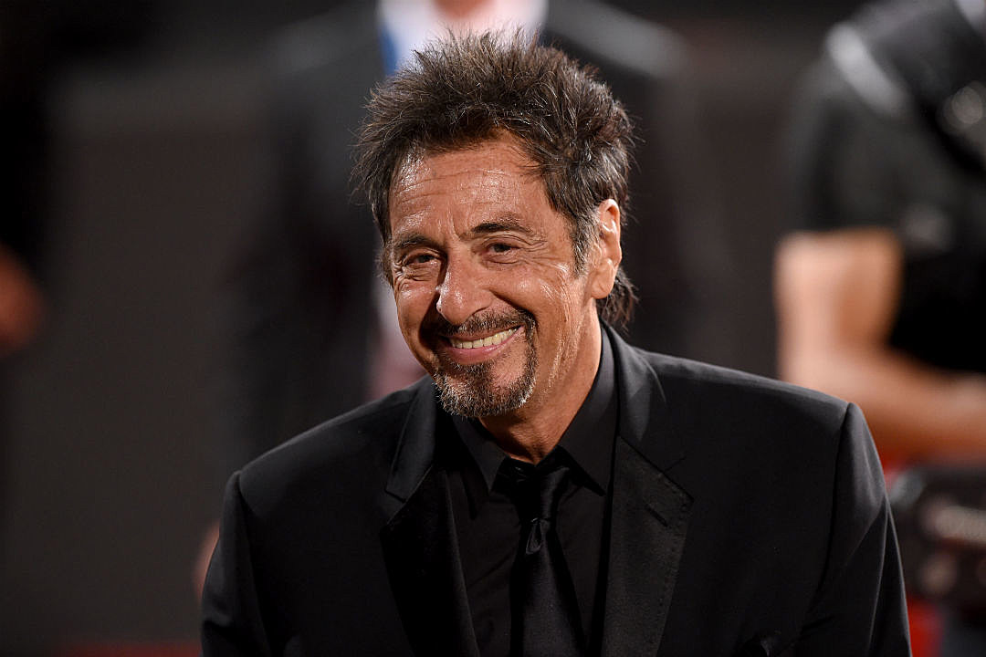 Al Pacino Had a Meeting With Marvel's Kevin Feige Al Pacino