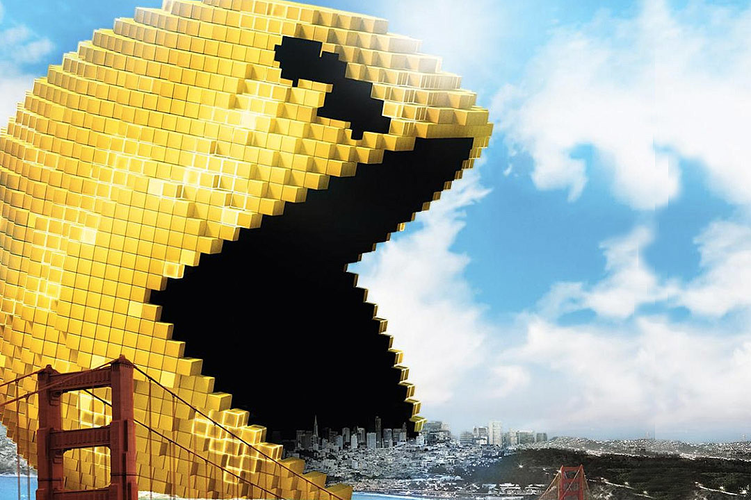 pacman pixel related keywords - photo #6