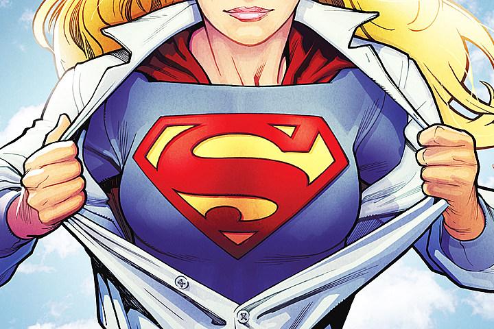 Bonjour à vous Supergirl