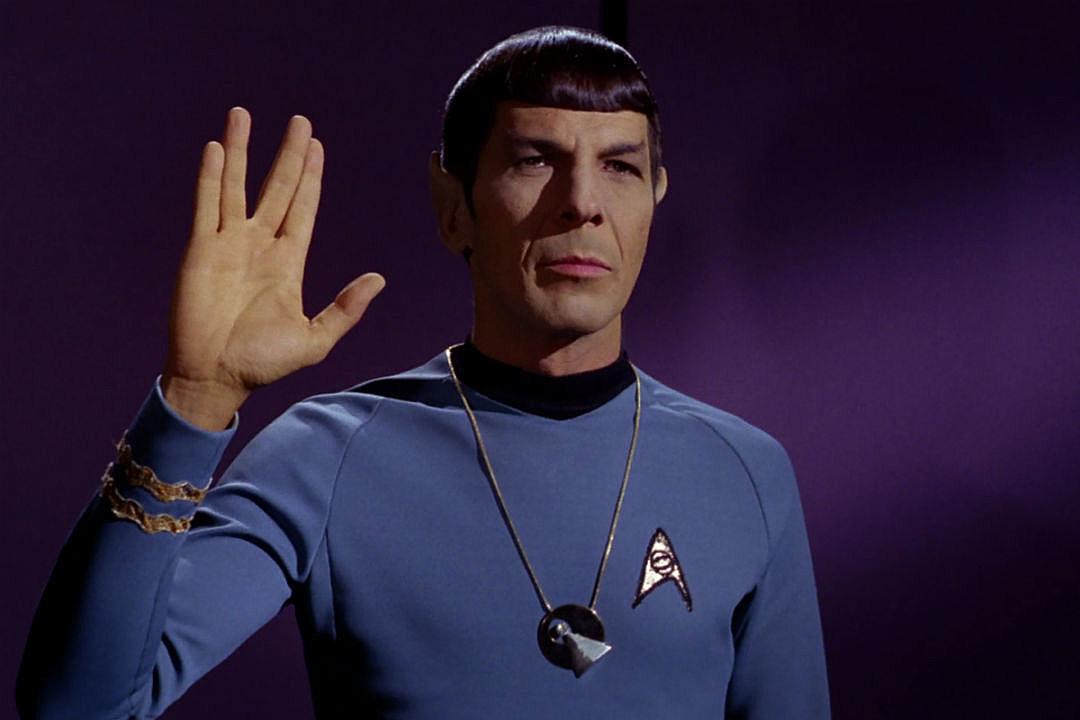 Leonard Nimoy's Son Plans Spock Documentary