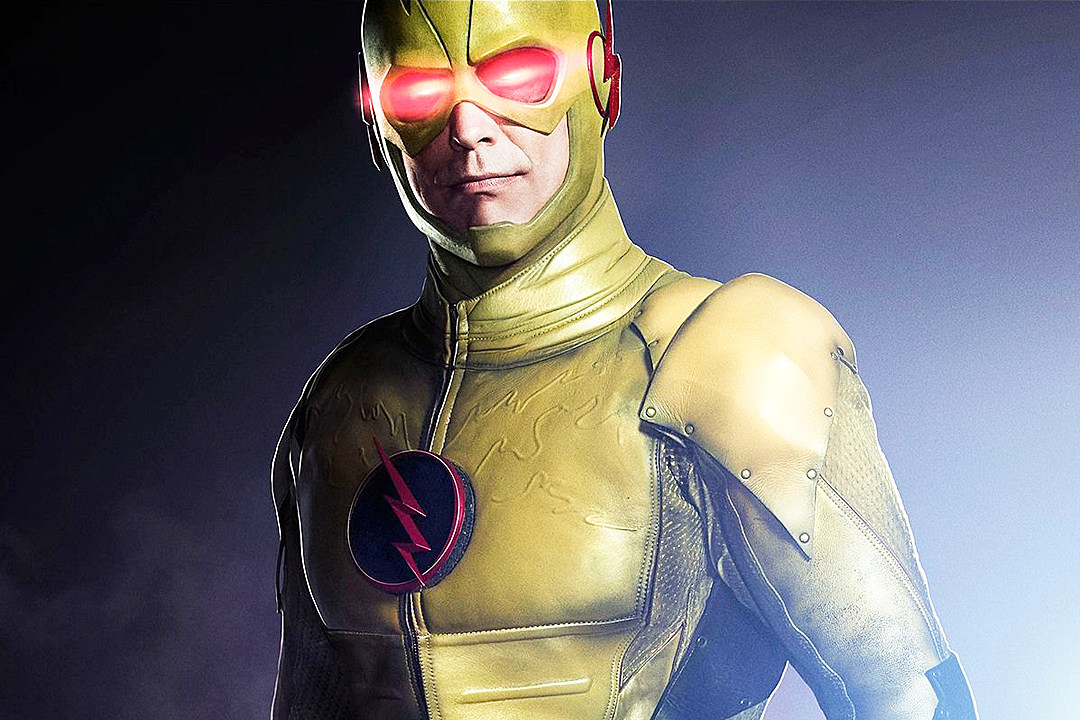 Flash Reverse Flash Revealed Reverse Flash Photo