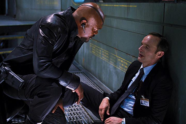 Resultado de imagem para agent coulson death