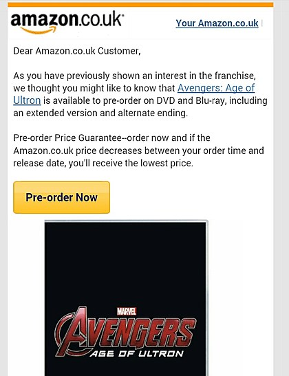 Avengers 2 Blu ray to Have Extended Version & Alternate Ending?