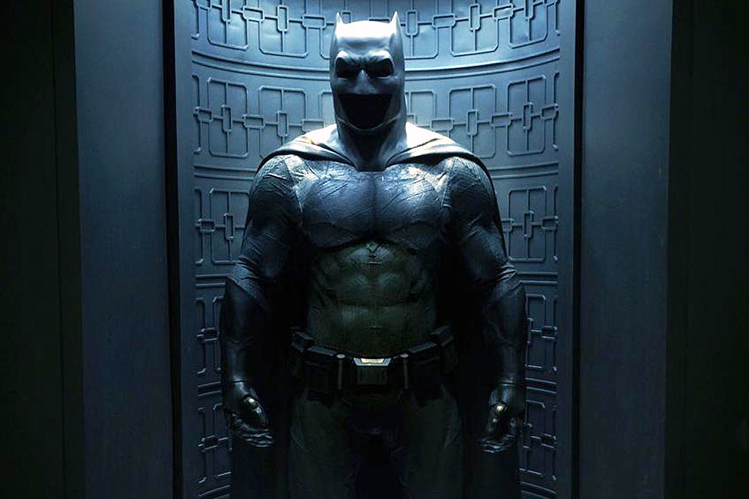 Full Batman Costume From 'Batman vs. Superman' Revealed