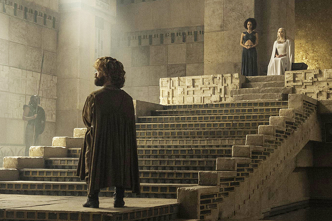 Tyrion, Daenerys