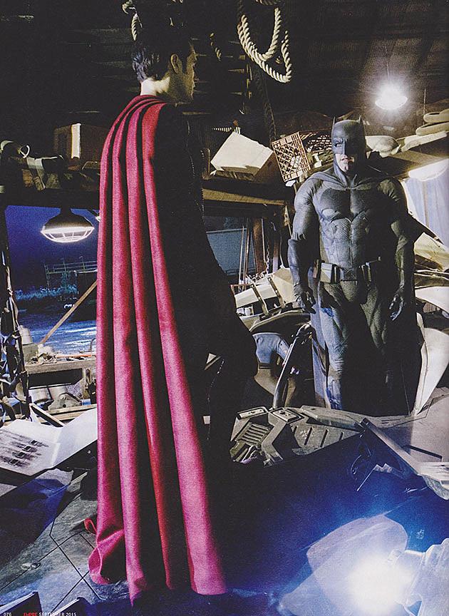 "Ben Affleck: ""Mi Batman está roto, muy jodido"""