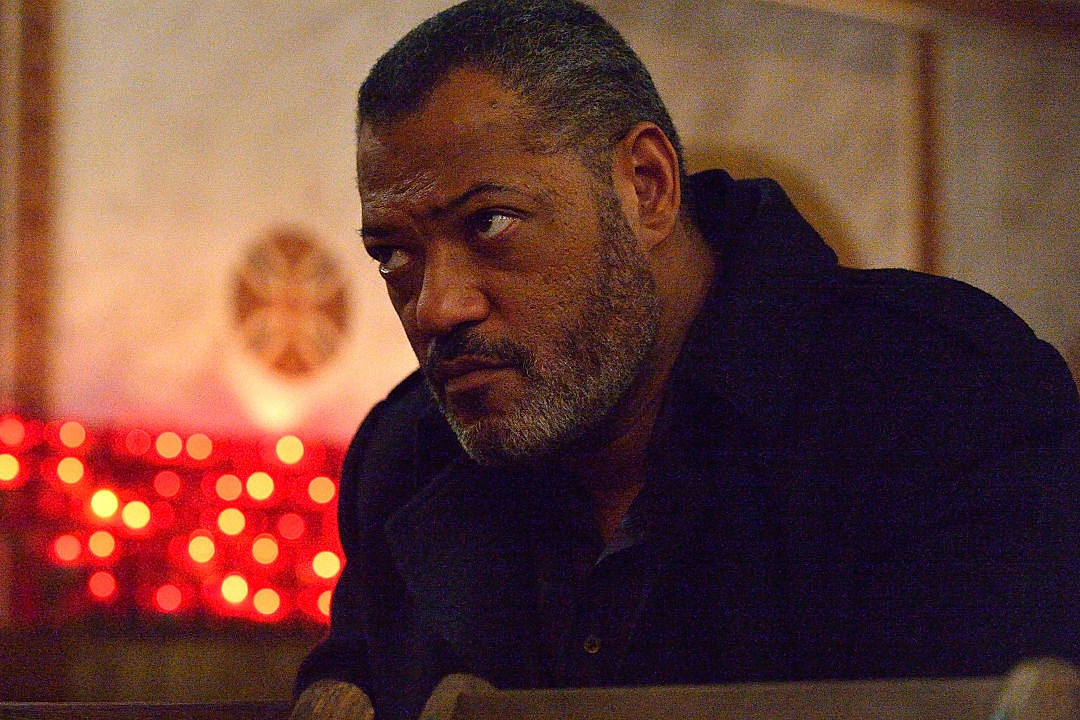 laurence fishburne height