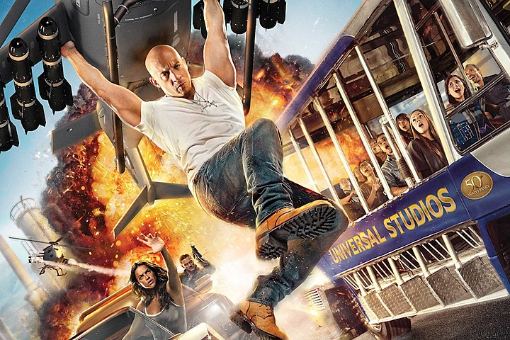 Image result for fast and furious attraction universal studios orlando