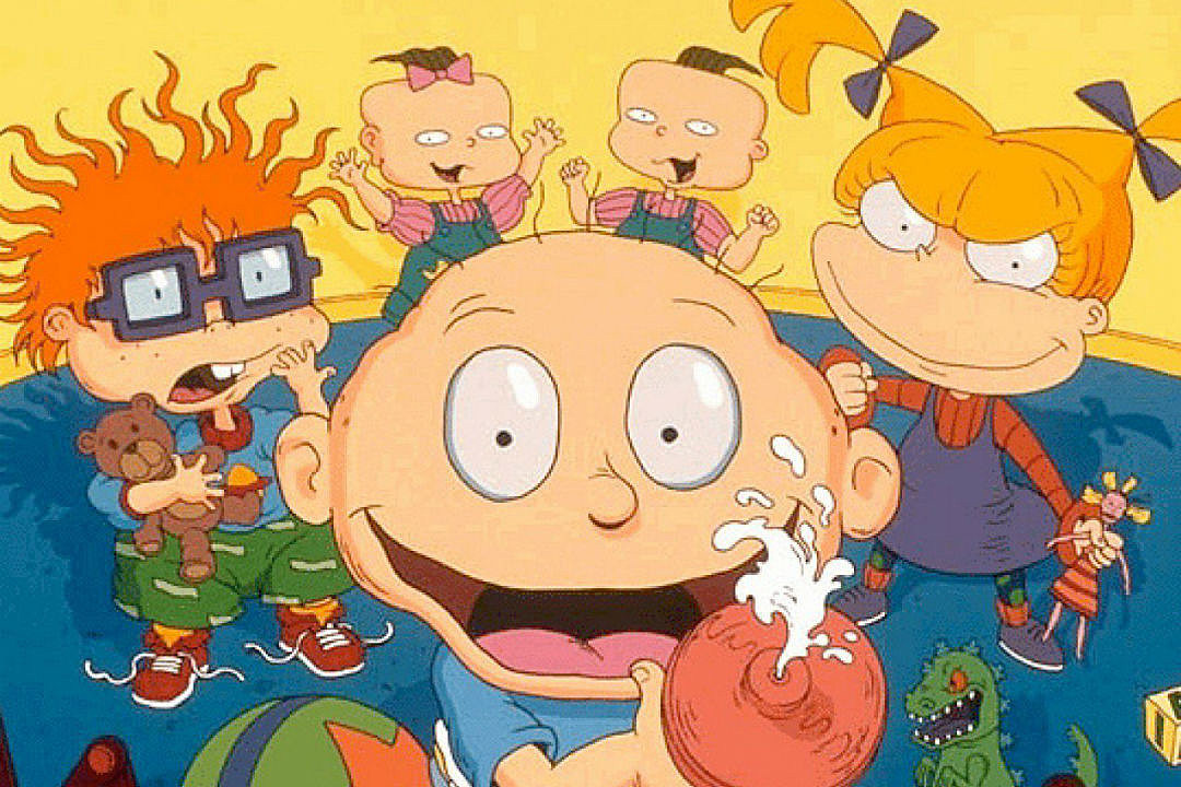 Nickelodeon Reviving '90s Toons for Epic Crossover Movie