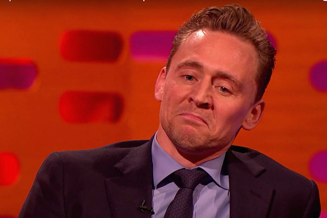 Tom Hiddleston Does a ...
