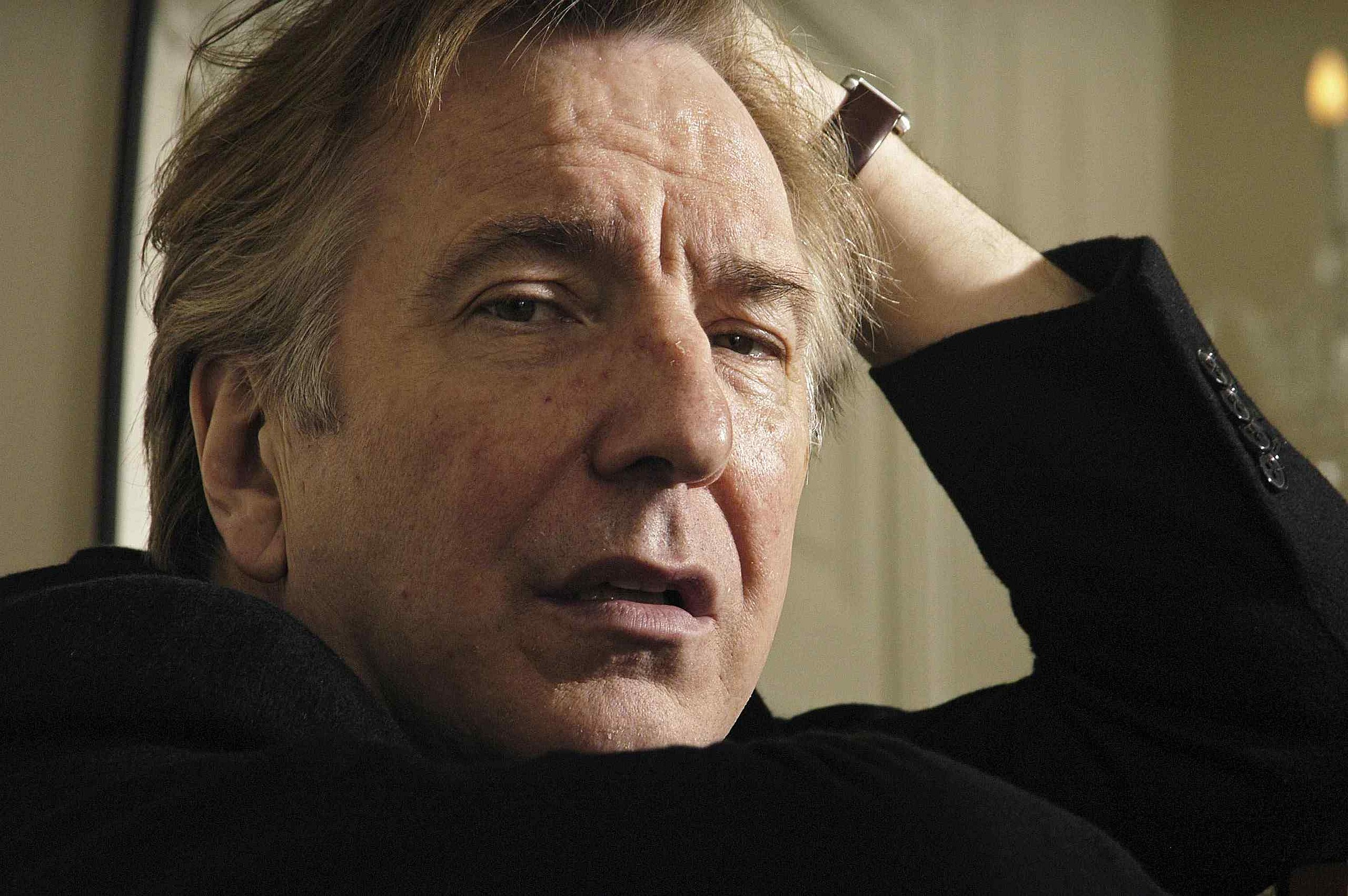Remembering Alan Rickman in 6 Classic Roles
