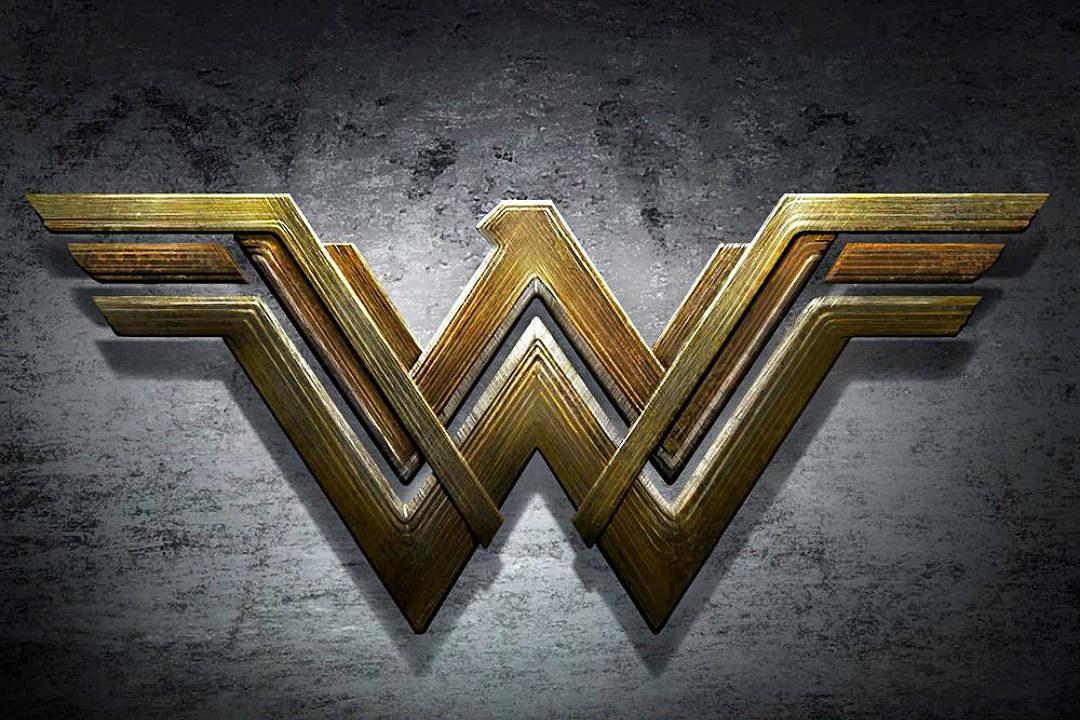 'Wonder Woman' Gets an Official Logo