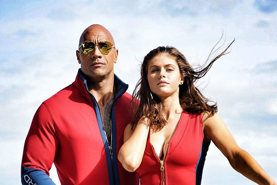 Dwayne Johnson's 'Baywatch' Movie Release Date Delayed One Week