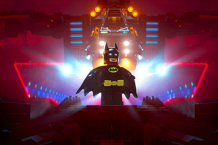Setting the Tone for the Lego Batman Movie