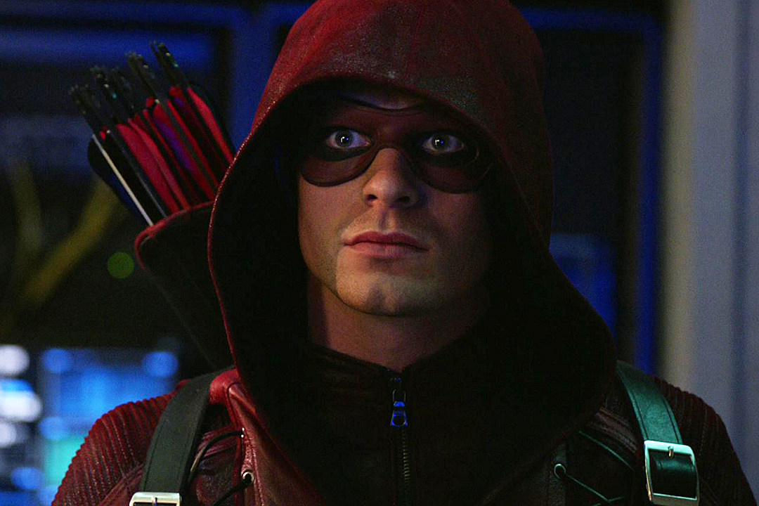 Colton Haynes arrow season 5