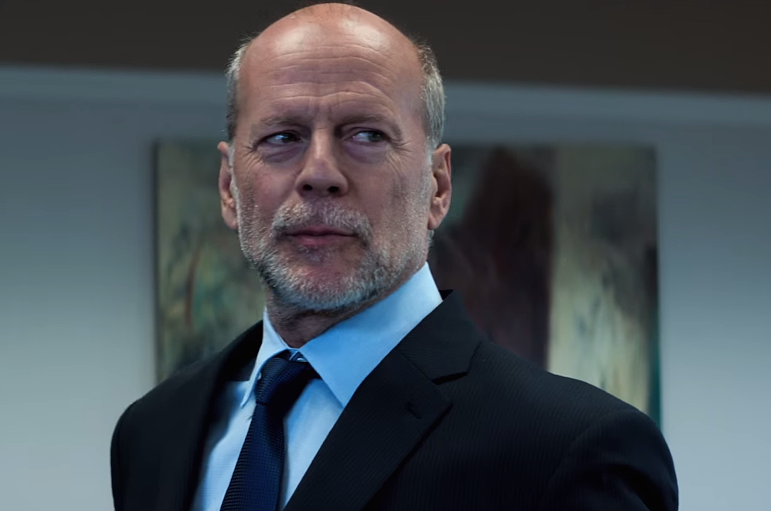 Bruce Willis' Bank Gets Robbed in Trailer for 'Marauders'