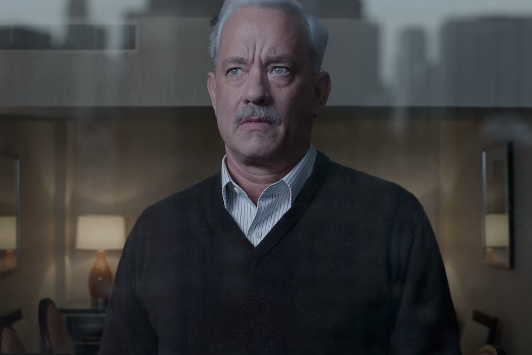 If Tom Hanks ends up playing a moustached character called Sully twice , I'll be amazed.