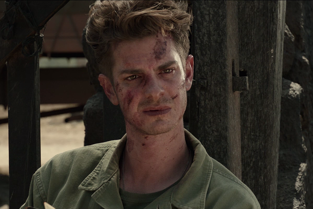 Andrew Garfield Goes To War In Mel Gibson's 'Hacksaw Ridge ... Andrew Garfield