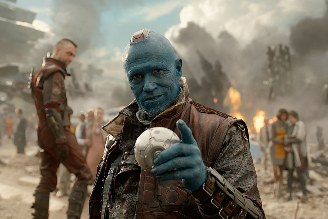 'Guardians of the Galaxy Vol. 2' Reveals Yondu's New Look