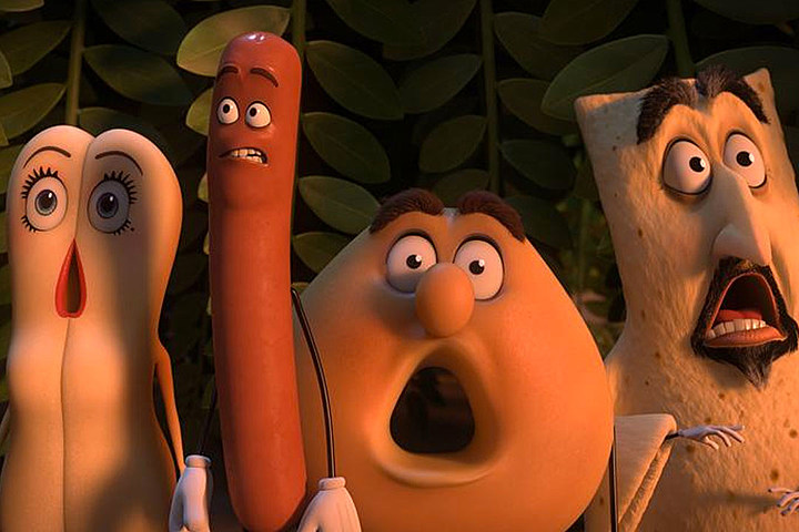 'Sausage Party' (Courtesy: Sony Pictures Entertainment)